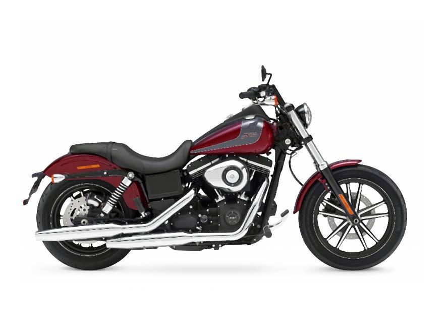 Motocykle przeznaczone do bezkompromisowej, ostrej jazdy. HARLEY-DAVIDSON® 2014
